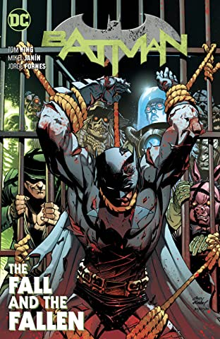 Batman (2016-) Vol. 11: The Fall and the Fallen