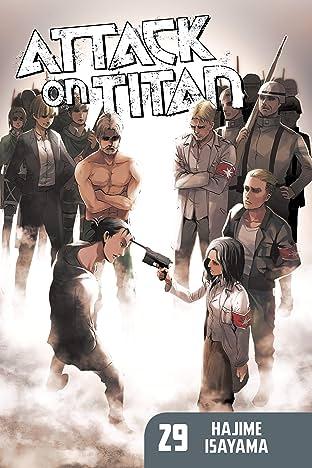Attack on Titan Tome 29