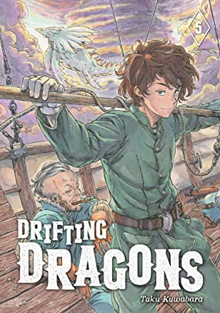 Drifting Dragons Tome 5