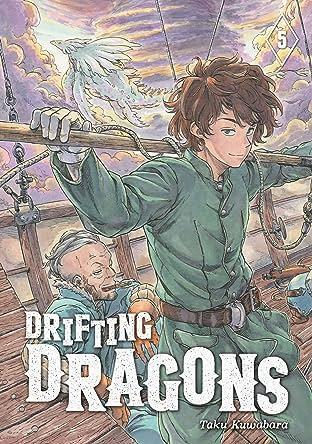 Drifting Dragons Vol. 5