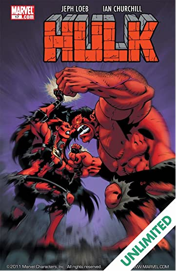 Hulk (2008-2012) #17