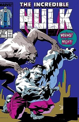 Incredible Hulk (1962-1999) #362