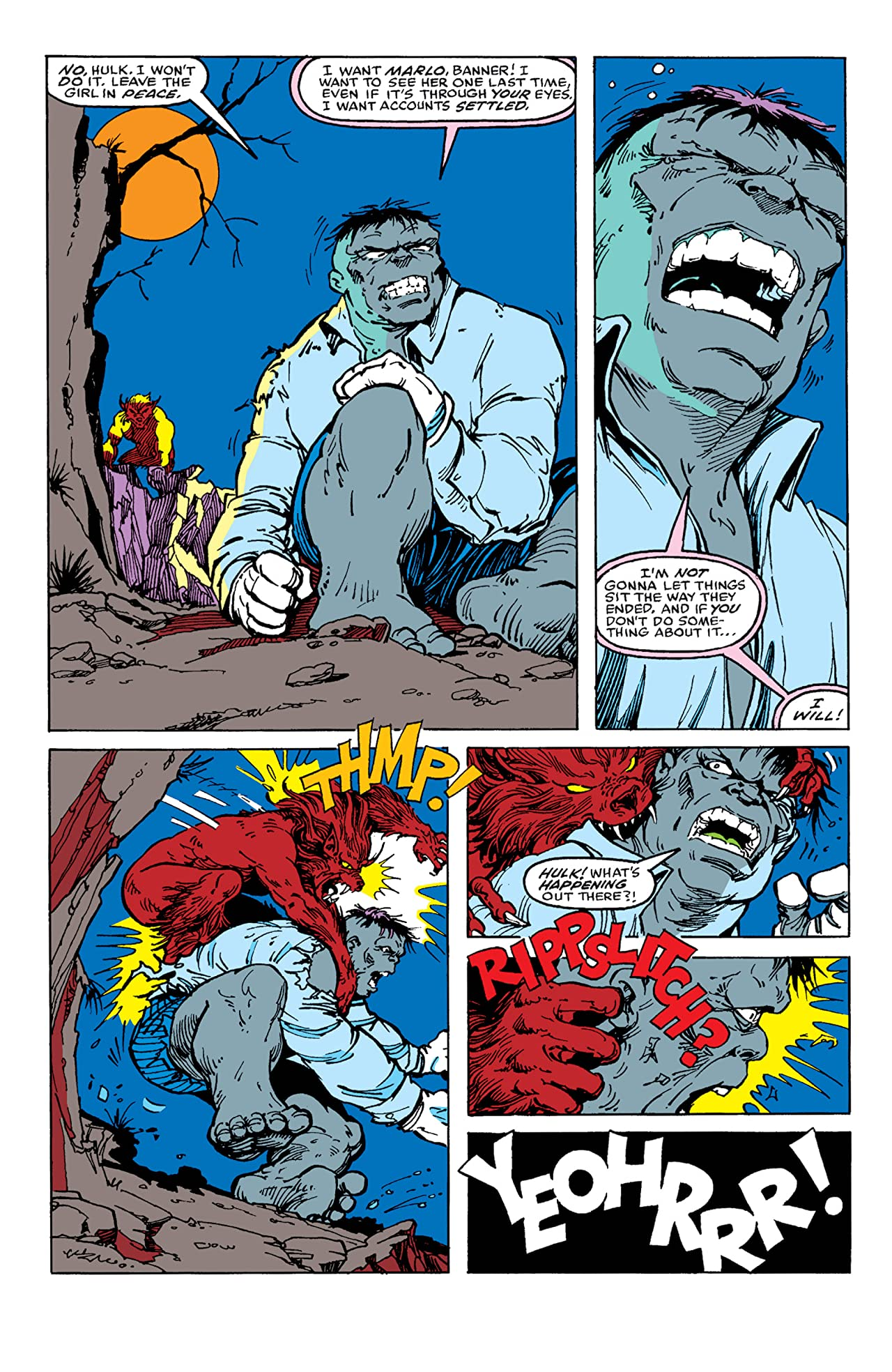 Incredible Hulk (1962-1999) #362