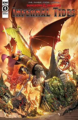 Dungeons & Dragons: Infernal Tides #4 (of 5)