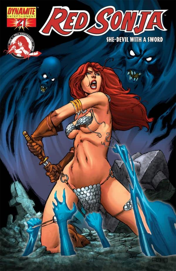 Red Sonja: She-Devil With a Sword #21