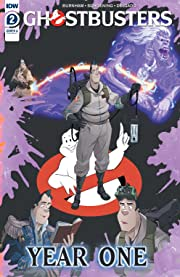 Ghostbusters: Year One #2 (of 4)