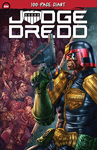 Judge Dredd 100-Page Giant