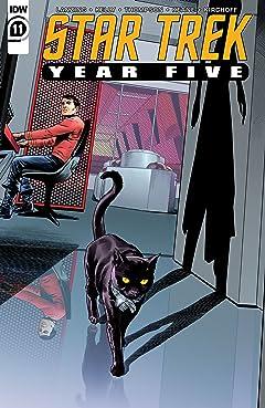 Star Trek: Year Five No.11
