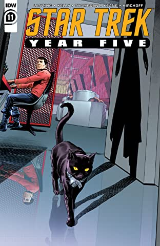 Star Trek: Year Five No.11