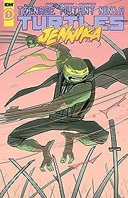 Teenage Mutant Ninja Turtles: Jennika #1 (of 3)
