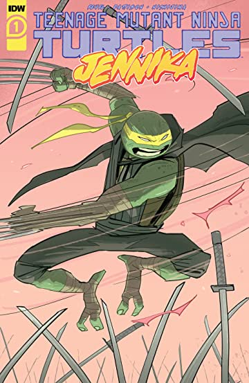 Teenage Mutant Ninja Turtles: Jennika #1 (of 3)