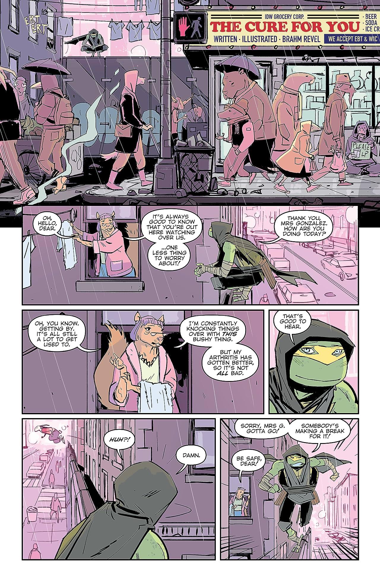 Teenage Mutant Ninja Turtles: Jennika No.1 (sur 3)