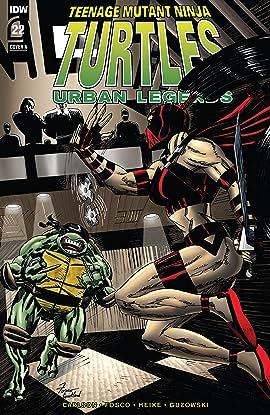Teenage Mutant Ninja Turtles: Urban Legends #22