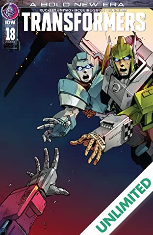 Transformers (2019-) #18