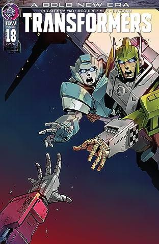 Transformers (2019-) No.18