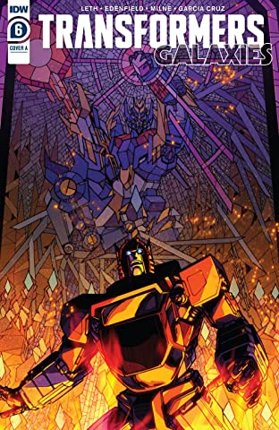 Transformers Galaxies No.6