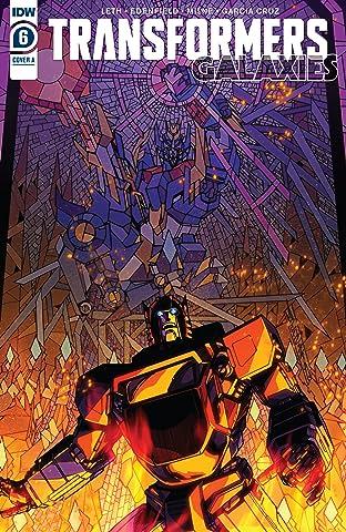Transformers Galaxies #6