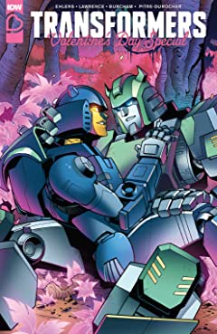 Transformers: Valentine's Day Special