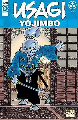 Usagi Yojimbo (2019-) #8