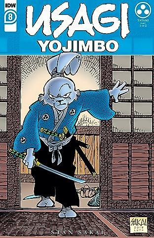 Usagi Yojimbo (2019-) No.8