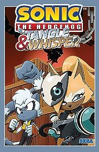 Sonic the Hedgehog: Tangle & Whisper
