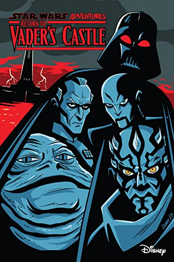 Star Wars Adventures: Return to Vader's Castle