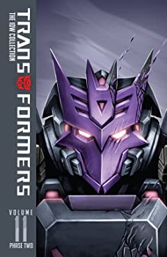 Transformers: IDW Collection - Phase Two Vol. 11