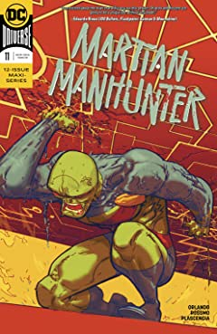 Martian Manhunter (2018-) No.11