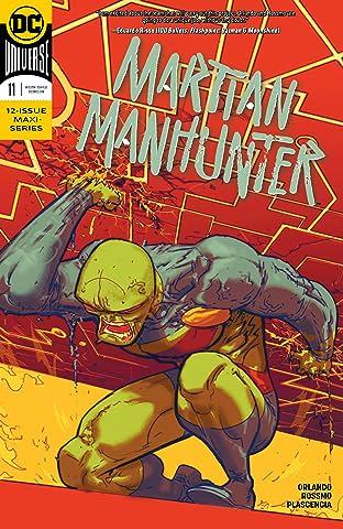 Martian Manhunter (2018-) #11