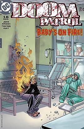 Doom Patrol (2001-2003) #16