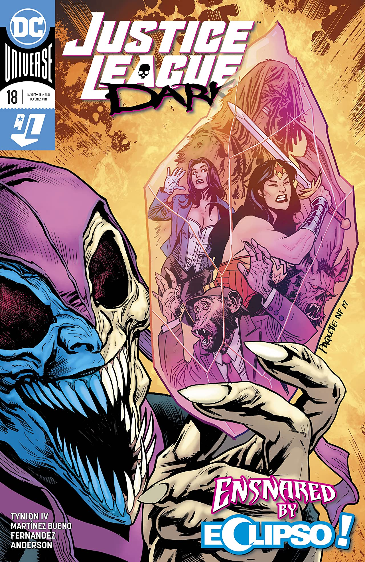Justice League Dark (2018-) No.18