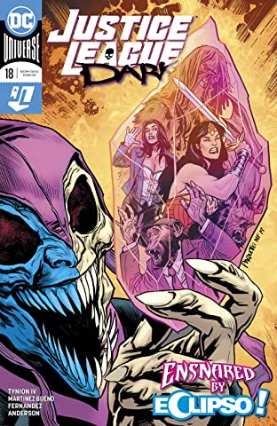 Justice League Dark (2018-) #18
