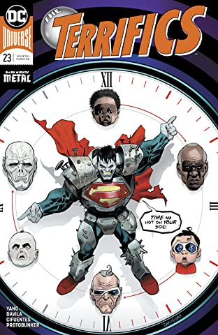 The Terrifics (2018-) #23