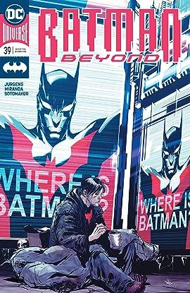Batman Beyond (2016-) #39