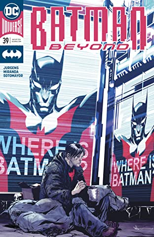 Batman Beyond (2016-) #39