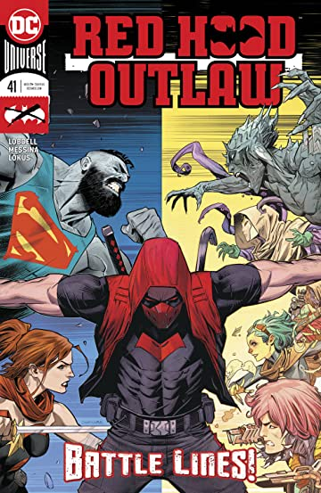 Red Hood: Outlaw (2016-) #41