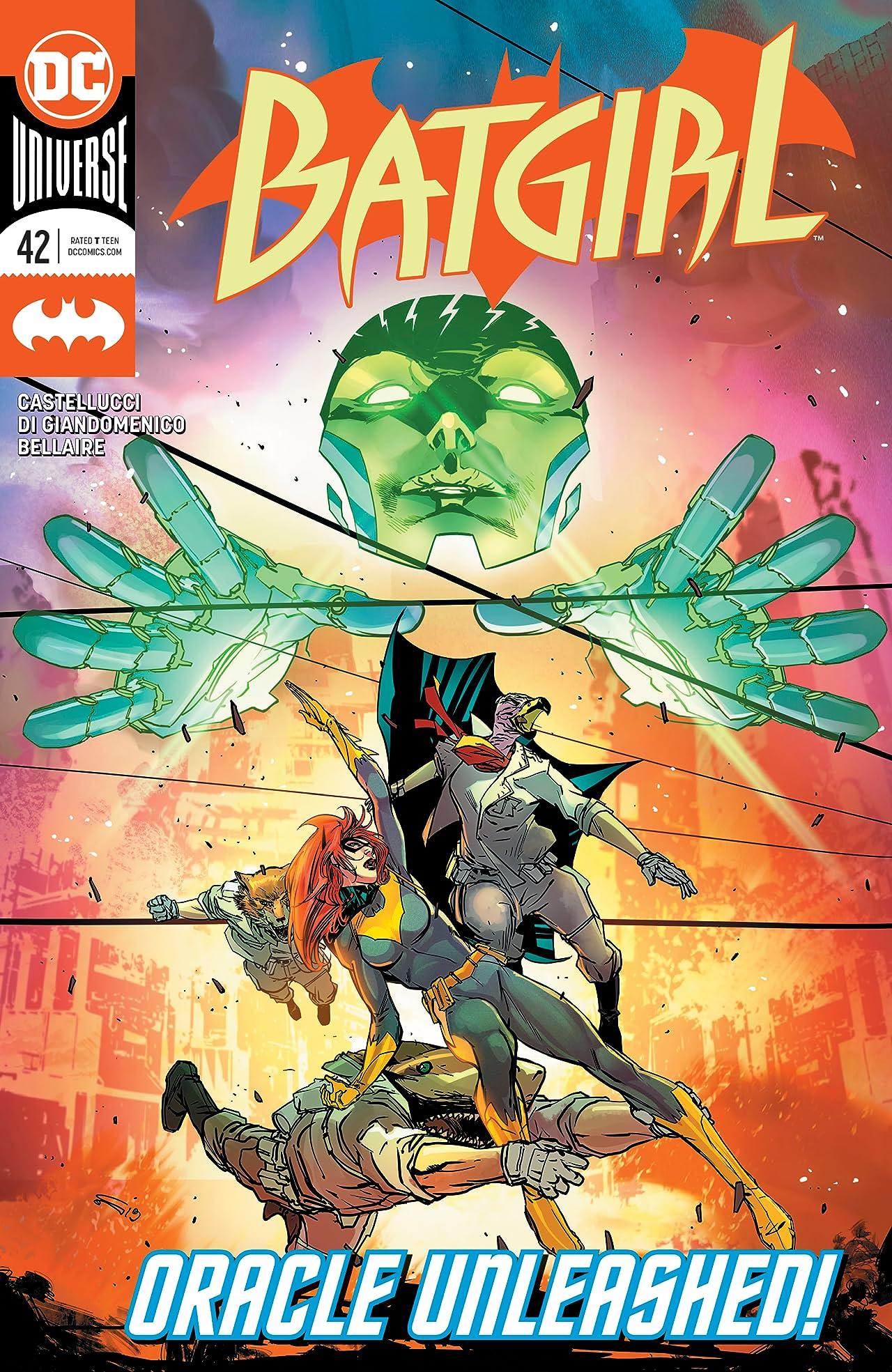 Batgirl (2016-) No.42