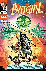 Batgirl (2016-) #42