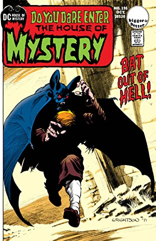 House of Mystery (1951-1983) No.195