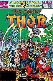 Thor (1966-1996) Annual #16