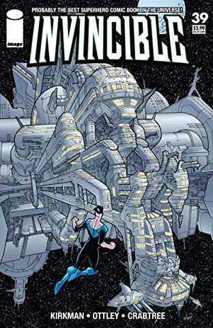 Invincible No.39