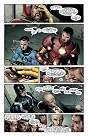 New Avengers: Illuminati #4 (of 5)