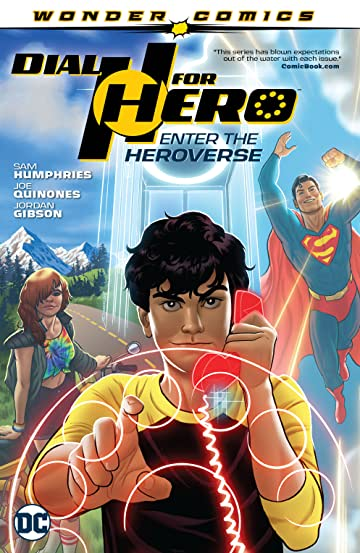 Dial H for Hero (2019-) Vol. 1: Enter the Heroverse