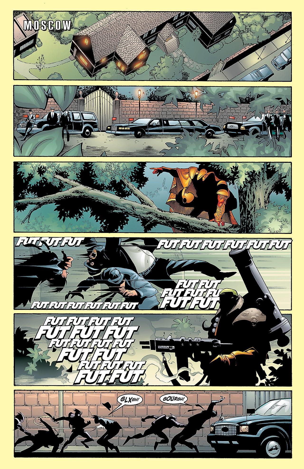 Uncanny X-Men (1963-2011) #384