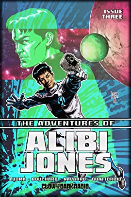 The Adventures of Alibi Jones #3