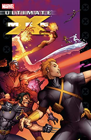 Ultimate X-Men Vol. 7 Collection