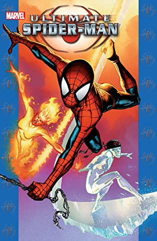 Ultimate Spider-Man Vol. 10 Collection