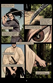 Legend of the Ronin #1