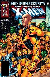 Uncanny X-Men (1963-2011) #387