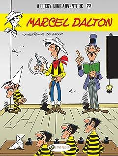 Lucky Luke Tome 72: Marcel Dalton